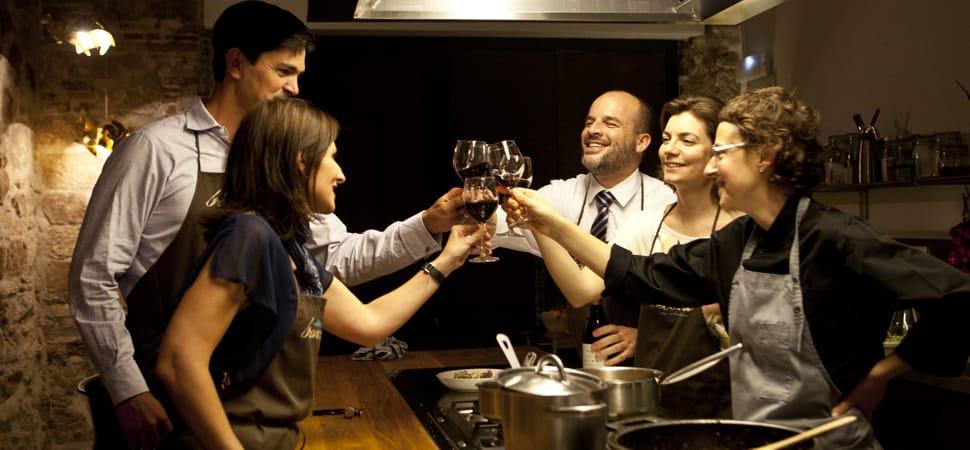 Cook&Taste - Celebraciones de empresa - Celebracions d'empreses