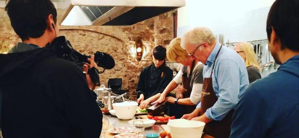 Cook&Taste - Rodajes - Plato - Rodatges - Filming - Barcelona